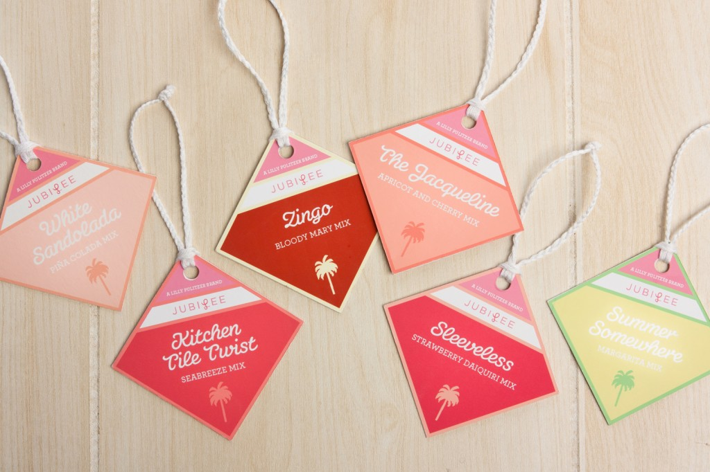 Jubilee Tags - Lilly Pulitzer Brand Extension