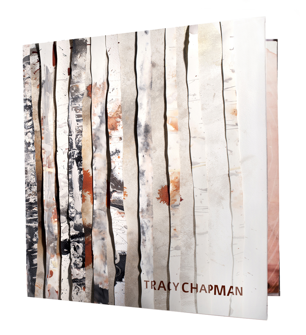Tracy Chapman Album_Front Cover