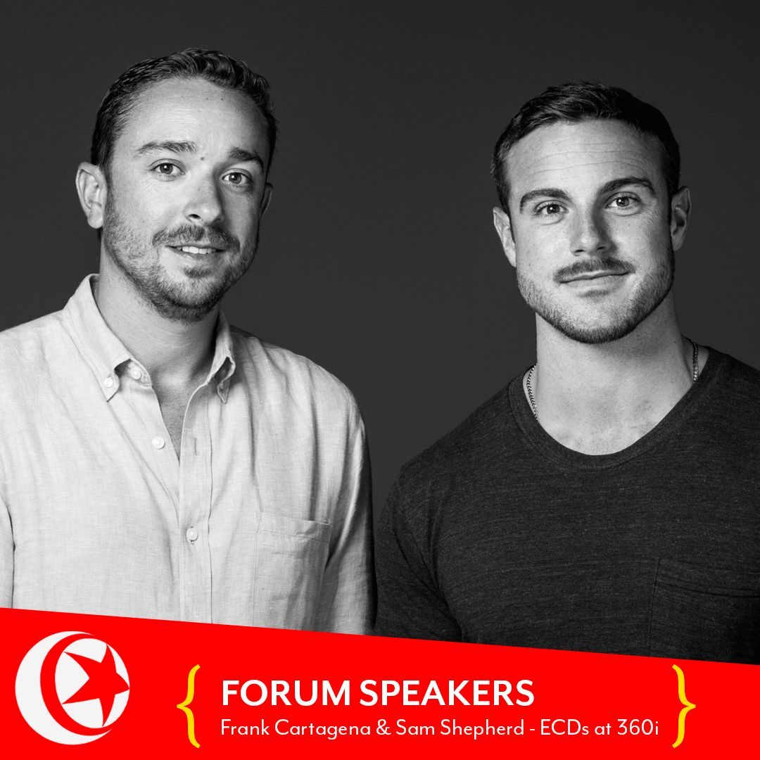 360i forum speakers at the creative circus