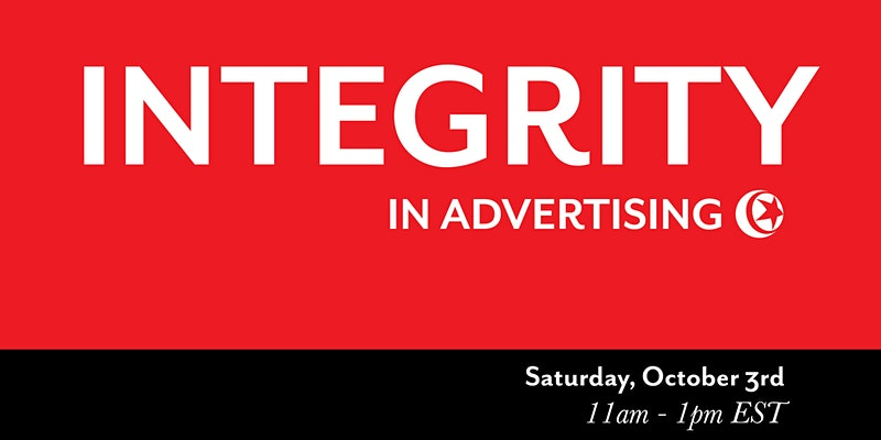 integrity in advertising virtual seminar