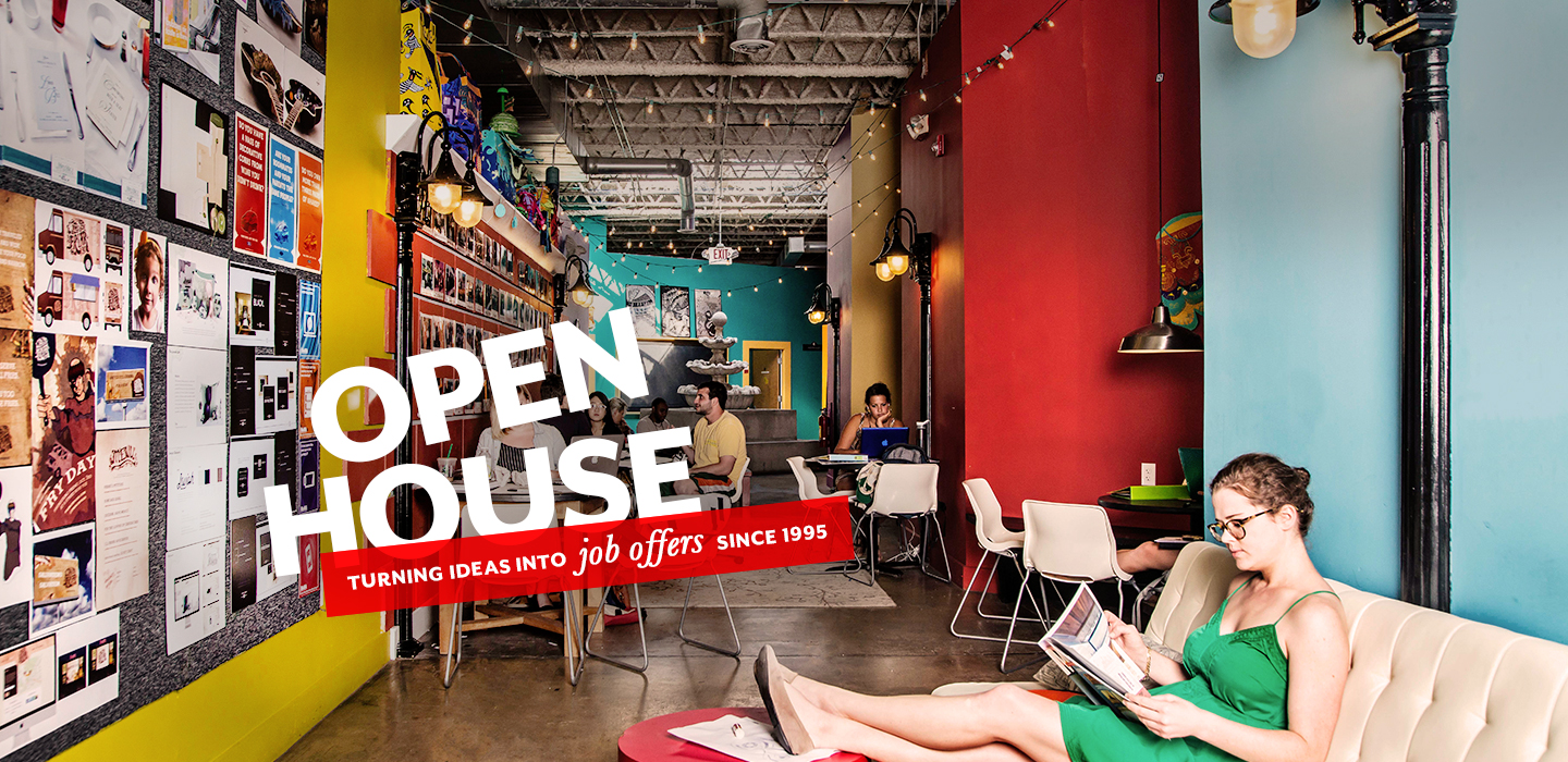 the creative circus open house may
